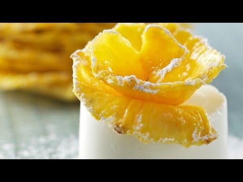 recette:-bavarois-à-l'ananas
