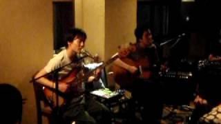 キセル「町医者」2010.5.8 FUKUOKA.CAFE TECO LIVE.