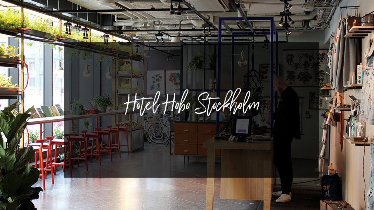 hotel hobo stockholm fika magazine youtube. Black Bedroom Furniture Sets. Home Design Ideas