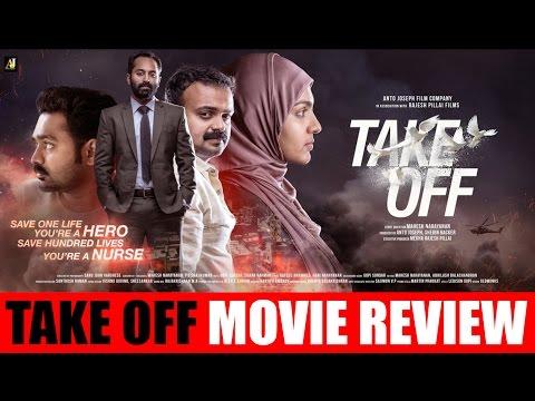 Take Off full movie REVIEW  | malayalam...