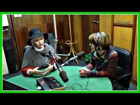 Luna Gost u Emisiji RTS Radio 1 Novinar Duca Markovic, Uzivo Serbia Belgrade