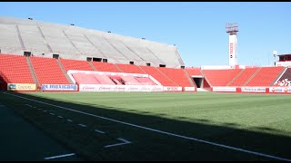 Reportaje Estadio Caliente