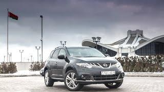 Тестдрайв: Nissan Murano, 2015my