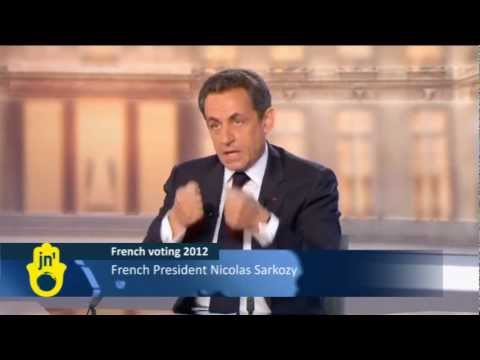 French Presidential Candidates Debate: Nicolas Sarkozy and Francois Hollande in Heated Exchange