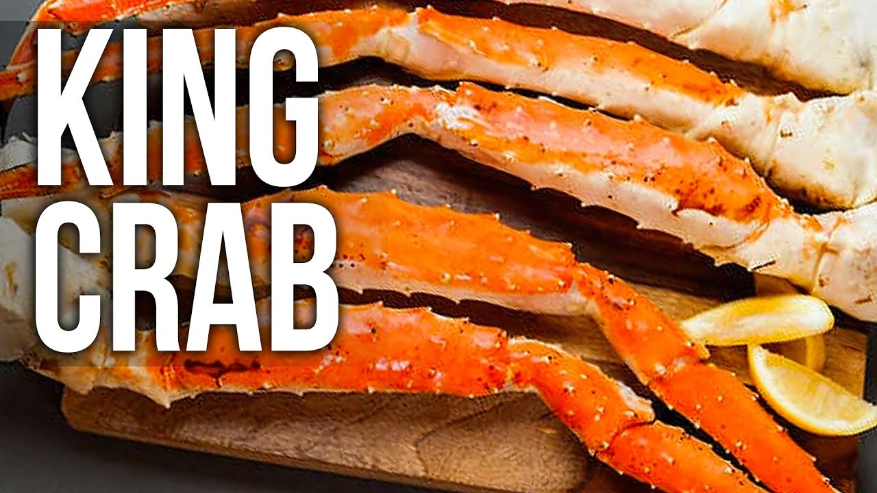 how to cook live alaskan king crab
