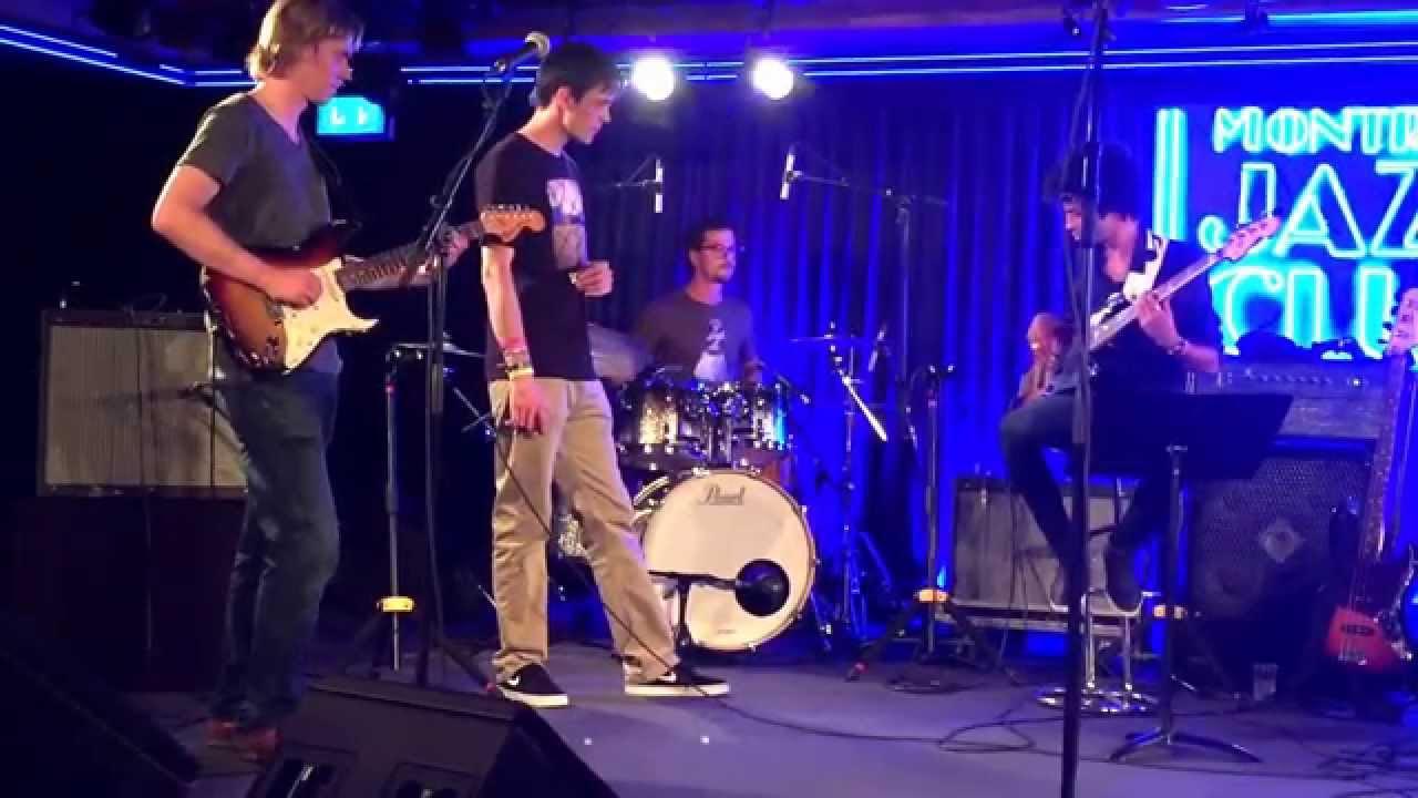 Montreux Jazz Festival 2015 >> Alex Soloviev in Montreux Jazz Festival 2015. Help me