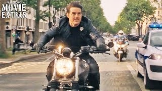 MISSION: IMPOSSIBLE FALLOUT | All release clip compilation & trailers (2018)