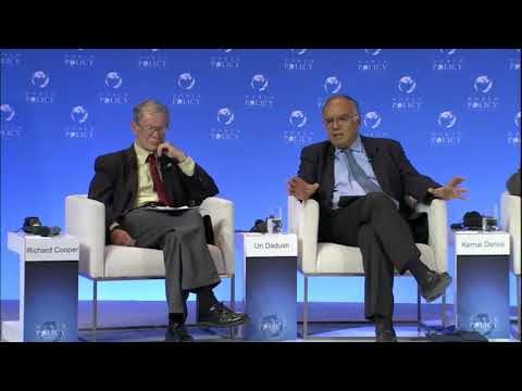WPC 2017 - Plenary session 6: The world economy
