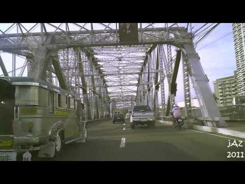 [HD] Ayala Bridge - San Miguel, Manila (Southeast Bound) 2/2
