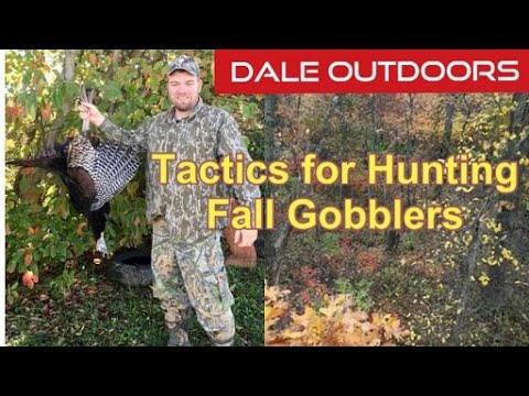 Tactics For Hunting Fall Gobblers