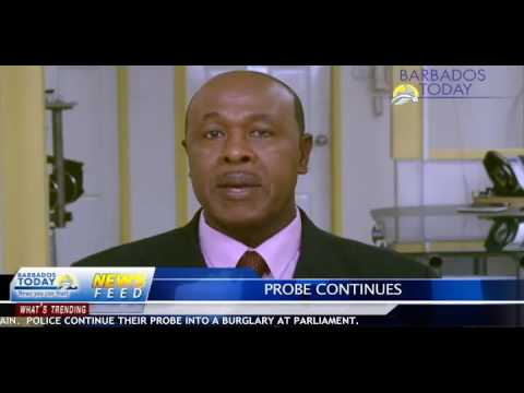BARBADOS TODAY MORNING UPDATE - August 26, 2016