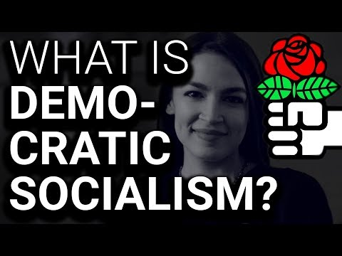 Democratic Socialism Isn't What You Think It Is