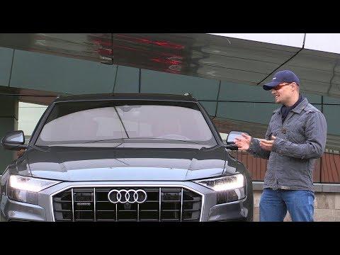 Audi Q8 показал истинное лицо современного дизеля. Как с этим жить?