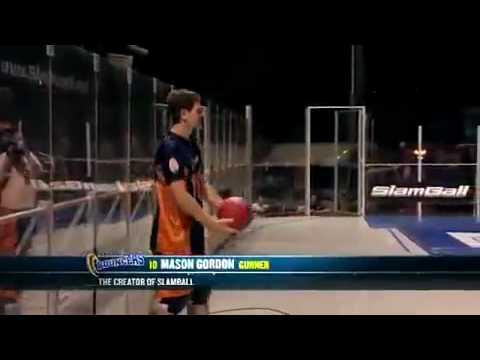 Slamball Dunk Contest 2008