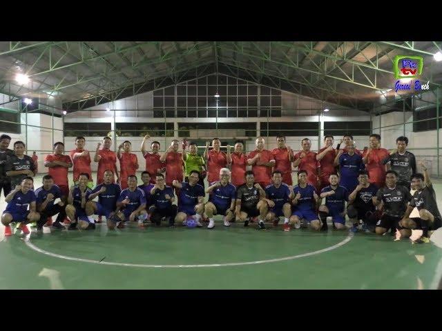 FUN FOOTBALL PKT, KAJATI SERTA FORKOPIMDA BONTANG