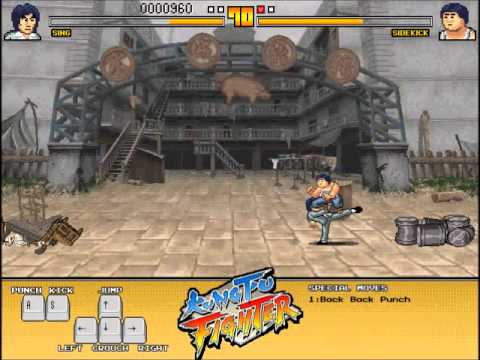 Play online Kung Fu Fighting