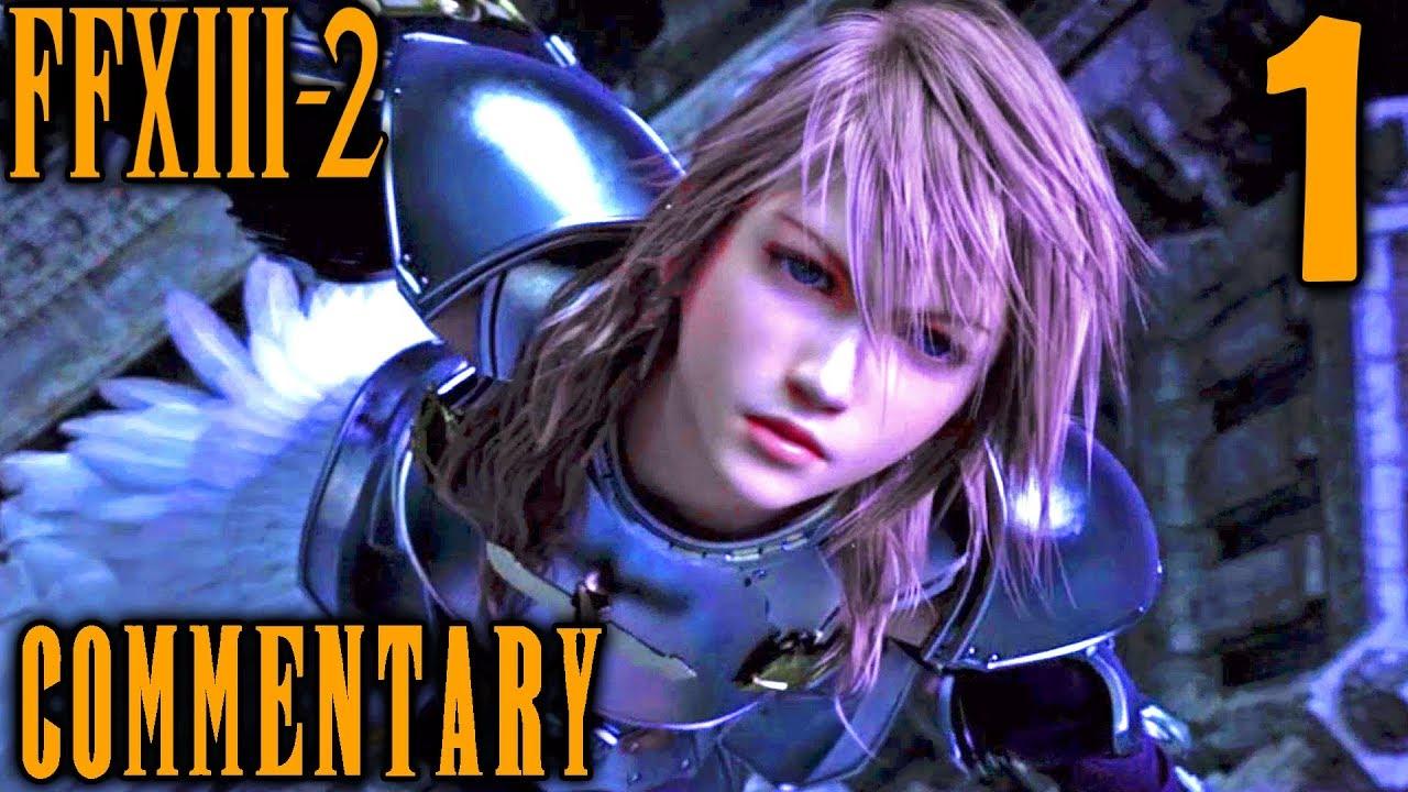 Final Fantasy Xiii 2 Walkthrough Part 1 Lightning Serah Noel S Adventure