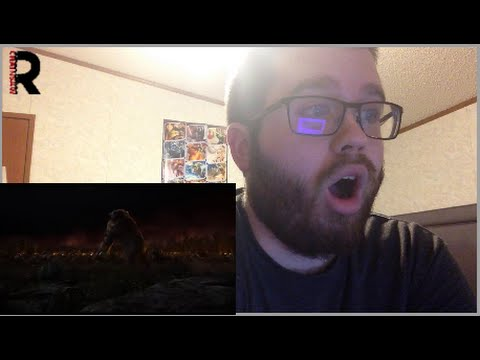 The Jungle Book Official Big Game(Super Bowl) Trailer Reaction!
