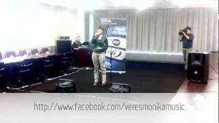 Nika - This Love részlet (Live@MTVA) - Eurovíziós Dalfesztivál 2012