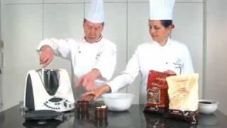 Cappuccino Ganache With Honey