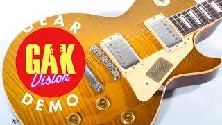 Gibson Custom True Historic and select series guitars at GAK