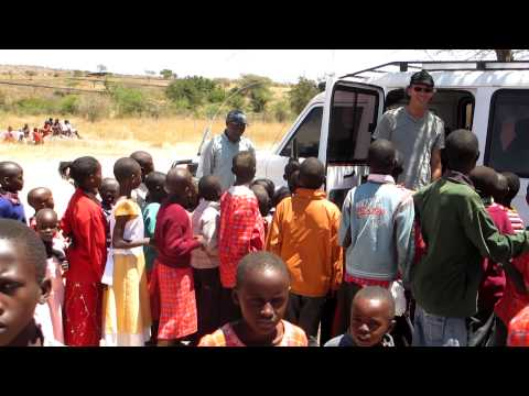 Compassion Trip to Kenya - Masai Land