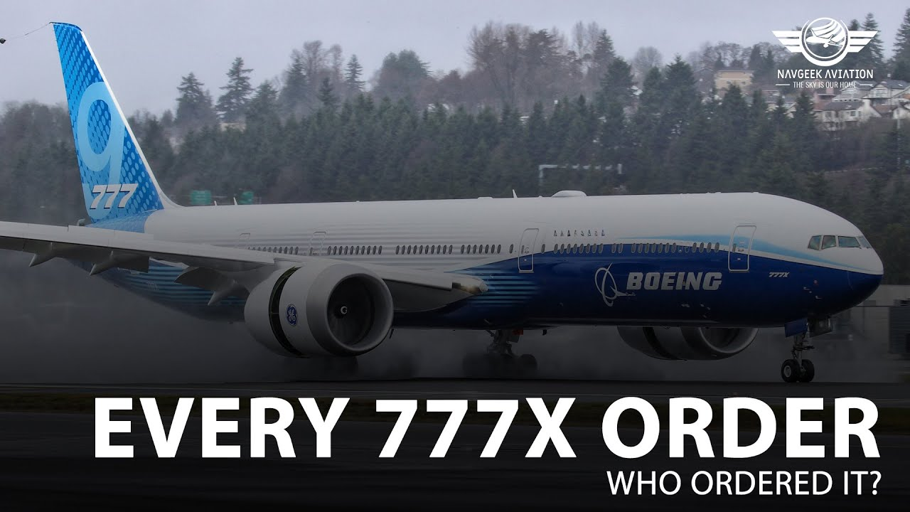 Every 777X Order