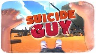 САМОУБИЙЦУ ПРИЖАЛО ПРЕССОМ НА СВАЛКЕ! — SUICIDE GUY