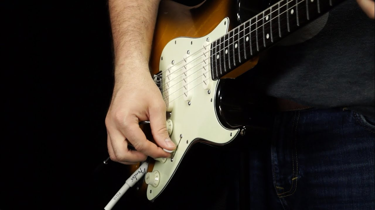 The 5 Strat Pickup Positions
