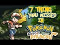 7 Thing YOU DEFINITELY MISSED in the Pokemon Let's Go Pikachu & Eevee Trailer