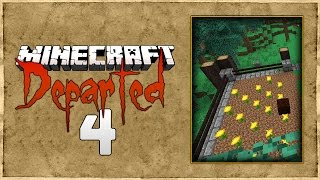 FTB Departed Minecraft Modpack - #4 - Botania Start - Nevermine 2 Advent Of Ascension