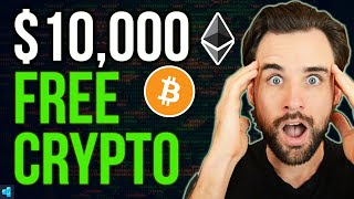 How To Claim $10,000 FREE Cryptocurrency!