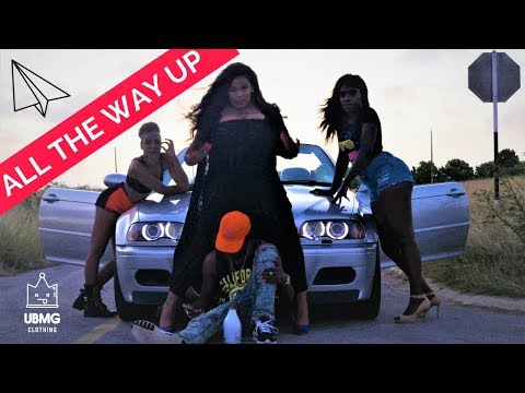 All The Way Up  - KeKe Sweetss  Ft. PolyDan ( Official Music Video ) UBMG™
