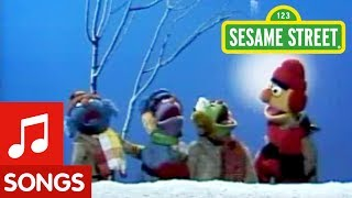 Sesame Street: Bert is All Dressed Up for Winter