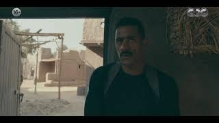مسلسل نسر الصعيد  | زين القناوي ريح اهل قنا من سيد السبع