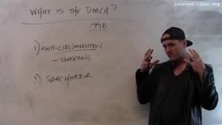 What is the Digital Millennium Copyright Act (DMCA)?