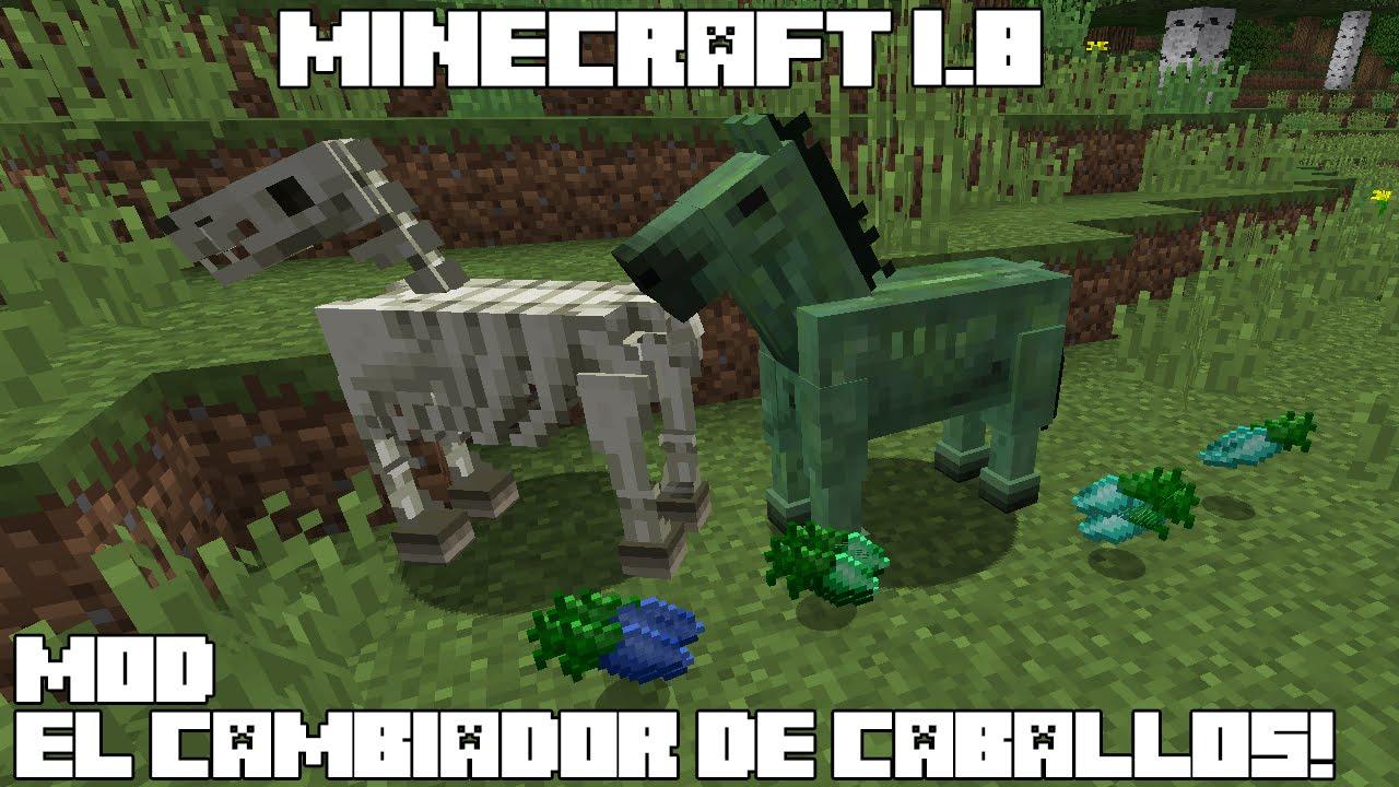 Horse Upgrades Mod 1 9/1 8 9 | Minecraft Mods