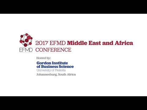 2017 EFMD Middle East and Africa Conference