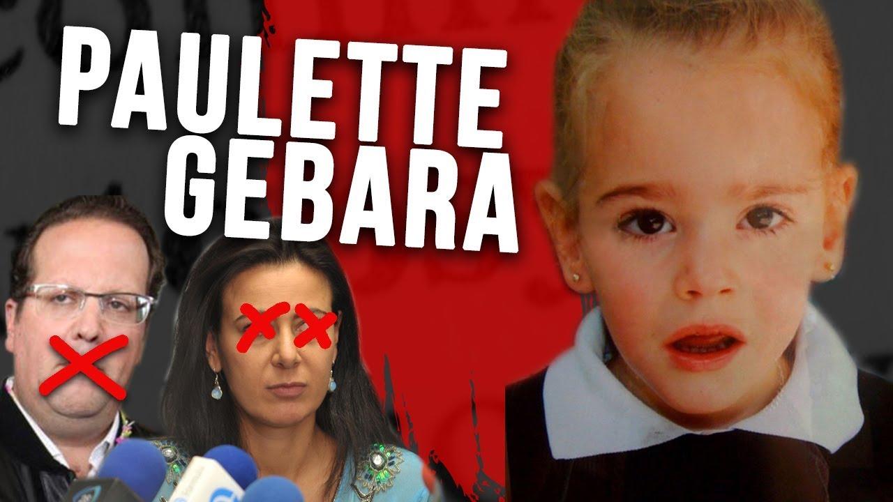 CASO PAULETTE GEBARA: Ellos sabían dónde estaba - YouTube