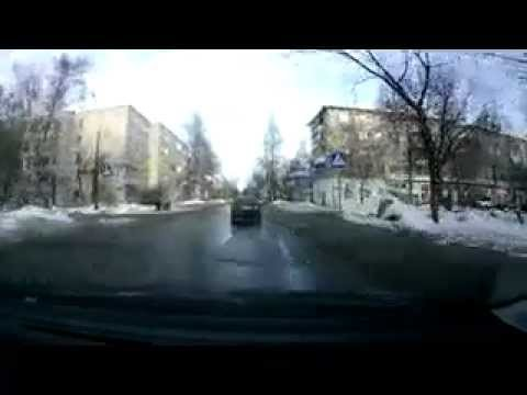 Авария на перекрестке Пролетарская - Благовещенская