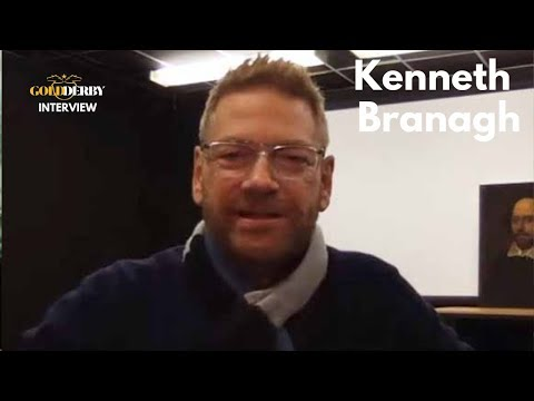 Kenneth Branagh ('All Is True'): 'I was excited more than daunted' to play William Shakespeare [Complete Interview Transcript]