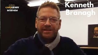 Kenneth Branagh ('All Is True') On 'trying To Make A Connection' To William Shakespeare | GOLD DERBY