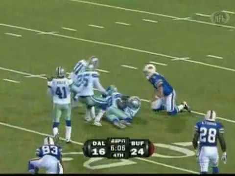 2007 Bills vs Cowboys Week 5 MNF Highlights