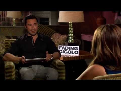 Interview with Sofia Vergara for Fading Gigolo in New York