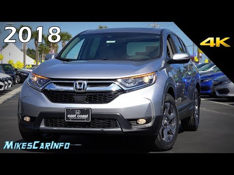 2018 Honda CR-V EX-L - Ultimate In-Depth Look in 4K