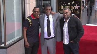 Tracy Morgan gets a Hollywood Walk of Fame star