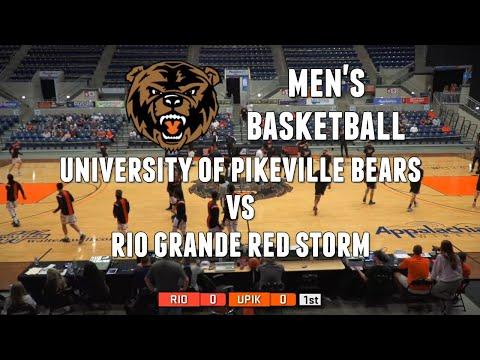 UPIKE Men's Basketball vs. University of Rio Grande - November 6, 2020