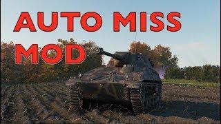 WOT - Auto Miss Mod | World of Tanks