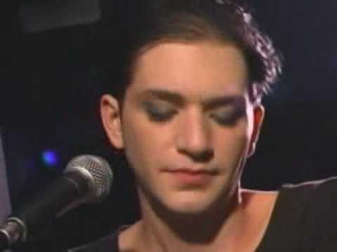 Placebo live - Teenage Angst - acoustic piano version