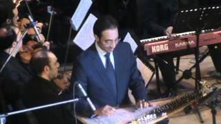 موسيقى قولو له الحقيقة - فرقة د ماجد سرور - مسرح سيد درويش 11/4/2013